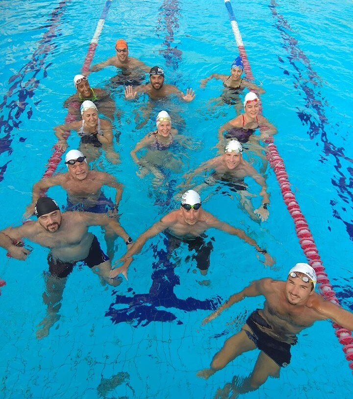 Athens Triathlon Team Bootcamp : 2nd day
