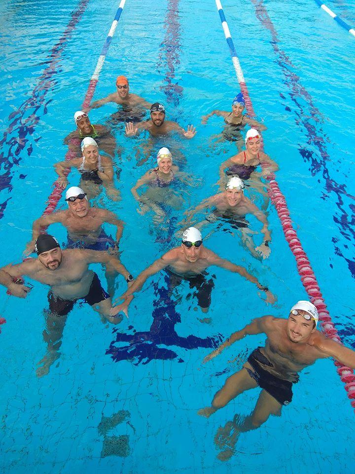 Athens Triathlon Team Bootcamp : 2nd day