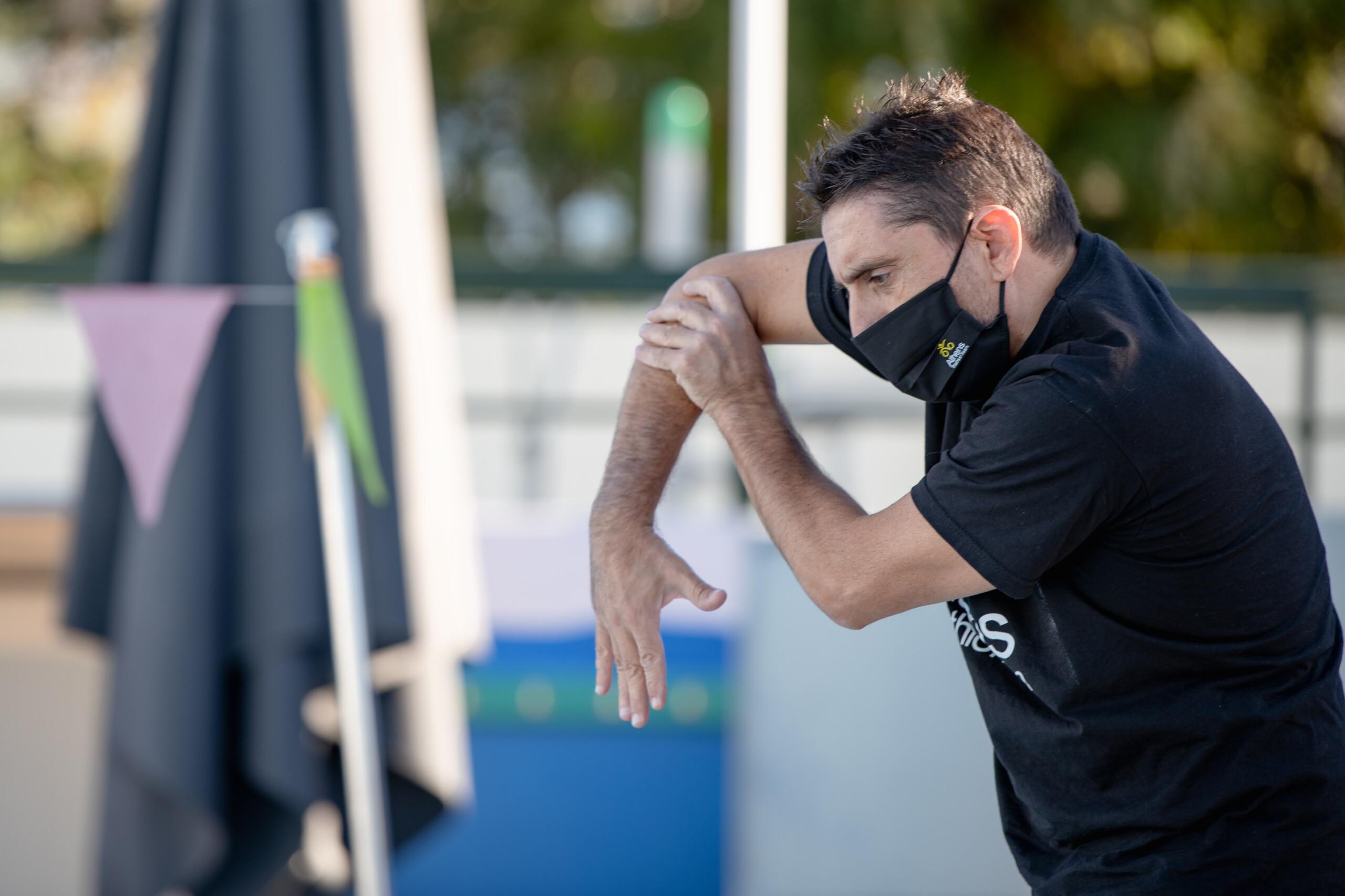 Προπόνηση κολύμβησης για τριαθλητές : Πεταλούδα