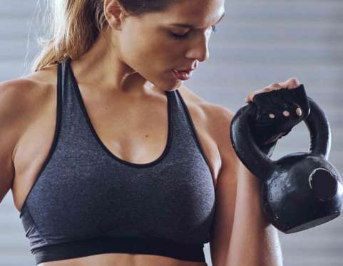 Weight Training for Women: The Key to The Kingdom