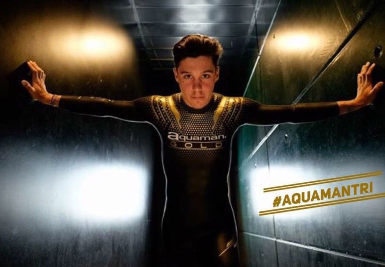 Aquaman: Triathlon Product since 1984