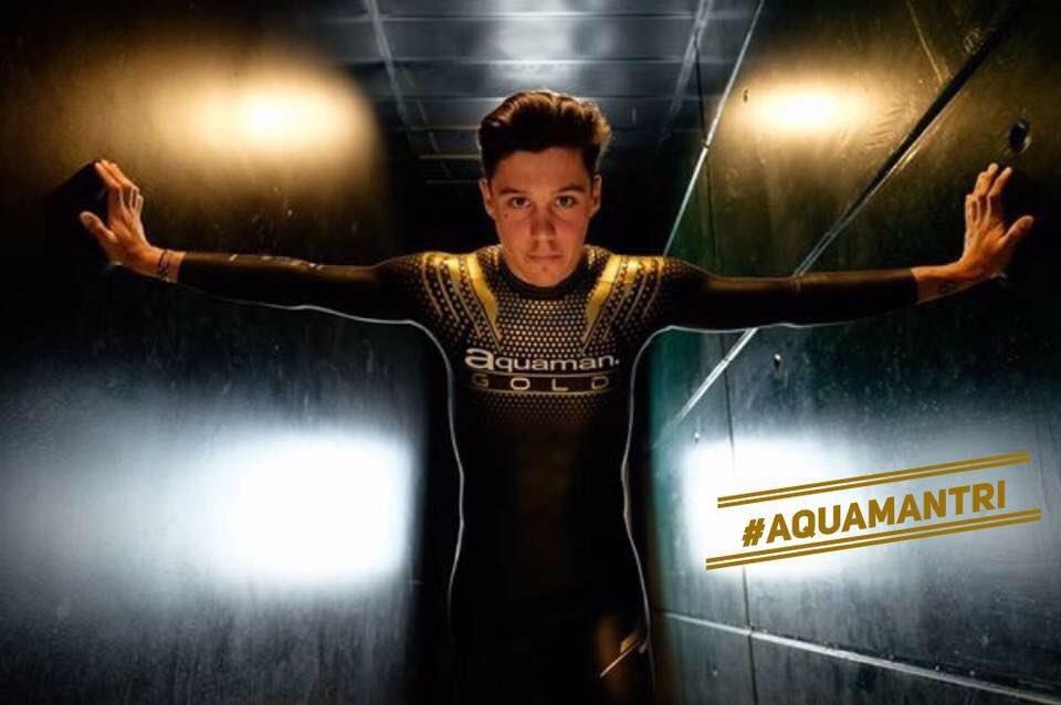 Εξοπλισμός Τριάθλου wetsuit aquaman