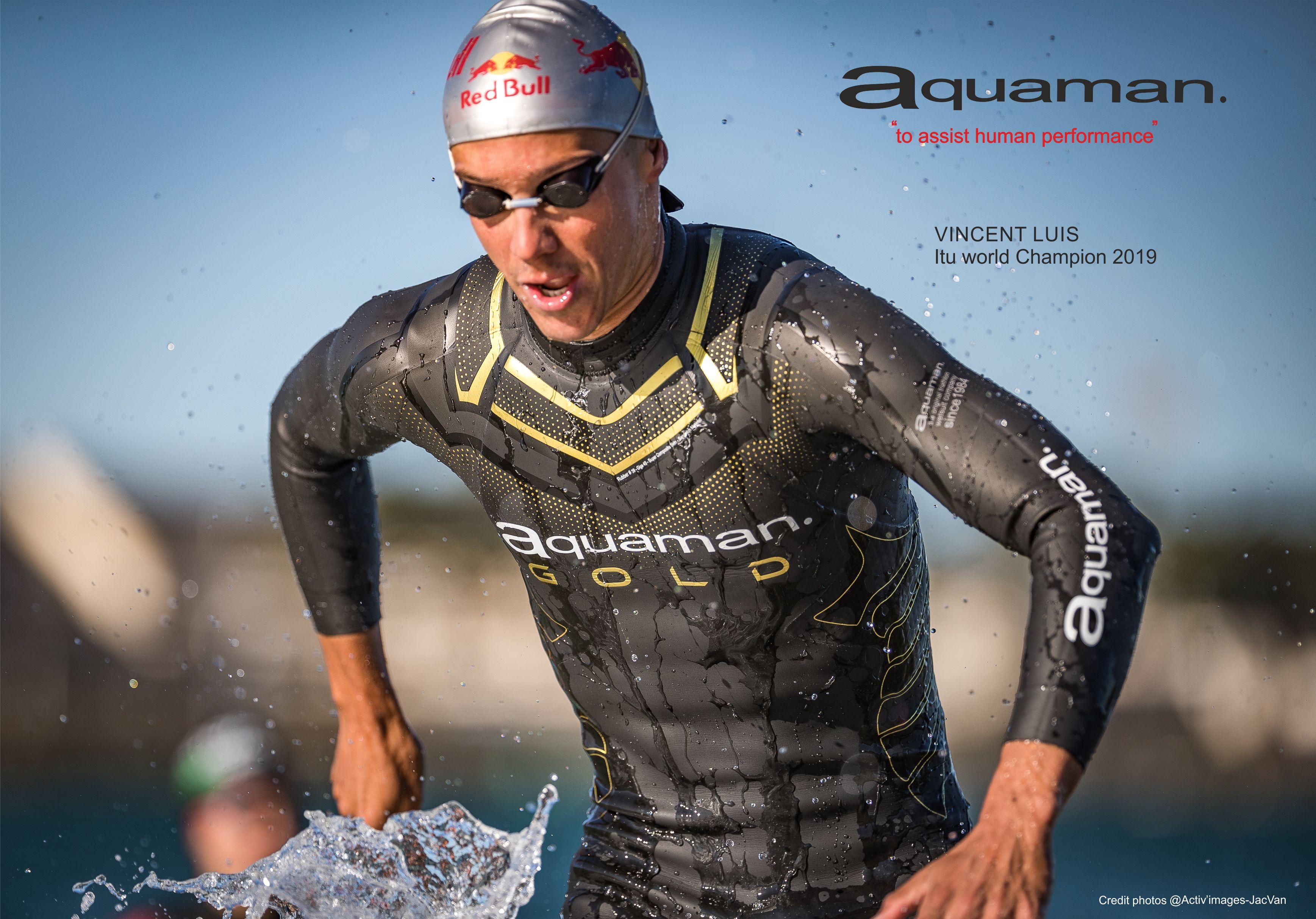 Aquaman : To assist human performance
